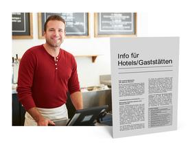 Mandanten-Information für das Hotel- und Gaststättengewerbe