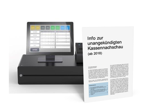 Mandanten-Information: Unangekündigte Kassennachschau ab 2018 – So sind Sie richtig vorbereitet!