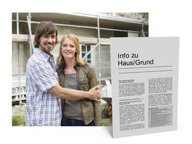 Mandanten-Information für Haus- und Grundbesitzer