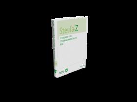 Steufa-Z – Zeitschrift für Steuerfachangestellte – Jahressammelordner